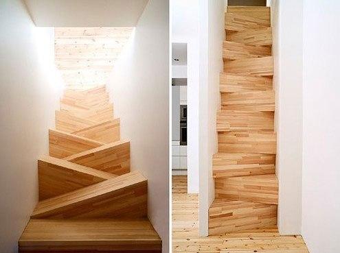 Дизайн лестницы своими руками