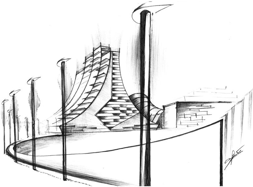Интересные архитектуры и интерьеры