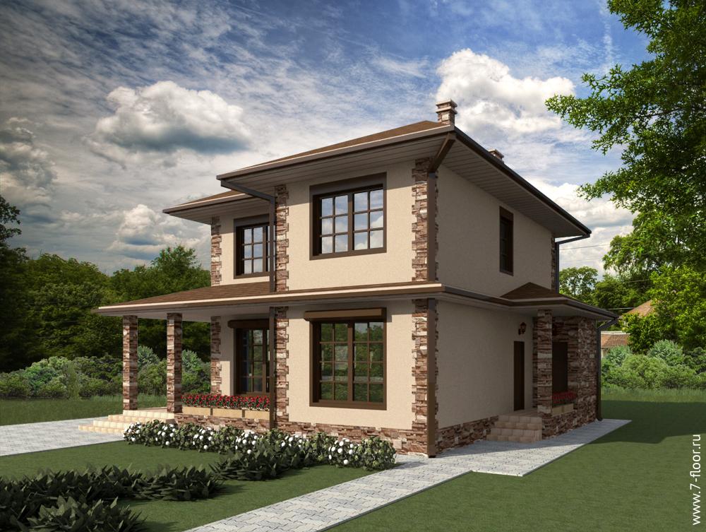 Проект-загородного-дома-из-арболита