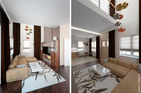 Интерьеры-загородного-дома-в-Первомайском-Студия-7-этаж-1