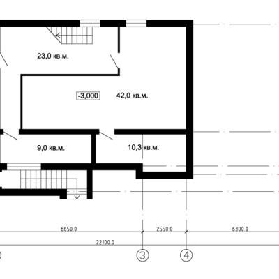 Проект-загородного-дома-в-Мытищах-1-этаж